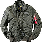 ALPHA INDUSTRIES Jacke Engine