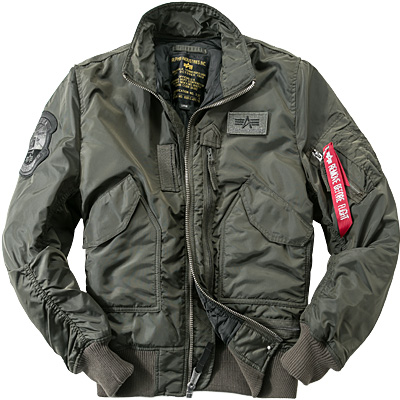 ALPHA INDUSTRIES Jacke Engine 103101/04