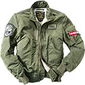 ALPHA INDUSTRIES Jacke Engine 103101/257