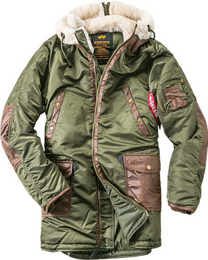 ALPHA INDUSTRIES Jacke N3-B3