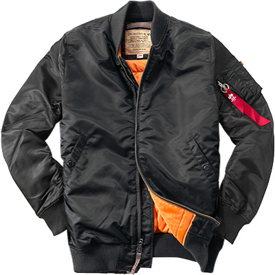 ALPHA INDUSTRIES Jacke MA-1 VF 168100/03