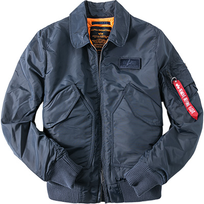 ALPHA INDUSTRIES Jacke CWU VF TT 168109/07