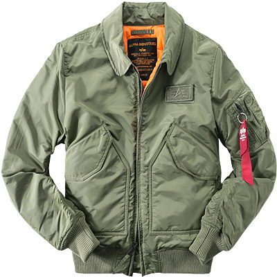 ALPHA INDUSTRIES Jacke CWU VF TT 168109/01