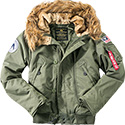 ALPHA INDUSTRIES Jacke Polar SV 133141/257