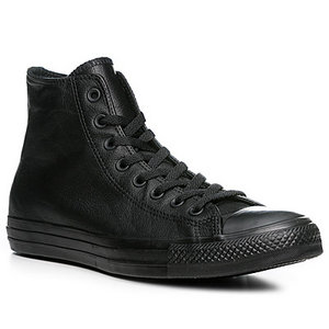 Converse CTAS Hi Mono Leather black