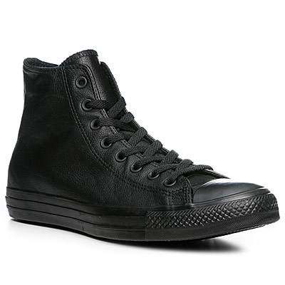 CTAS Hi Mono Leather black