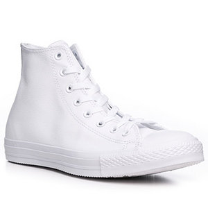 Converse CTAS Mono Leather HI white