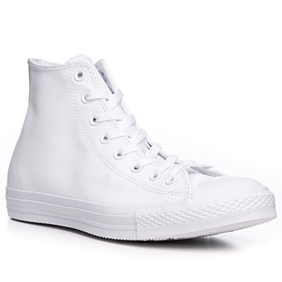 Converse CTAS Mono Leather HI white 1T406