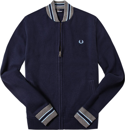 Fred Perry Cardigan K9516/395