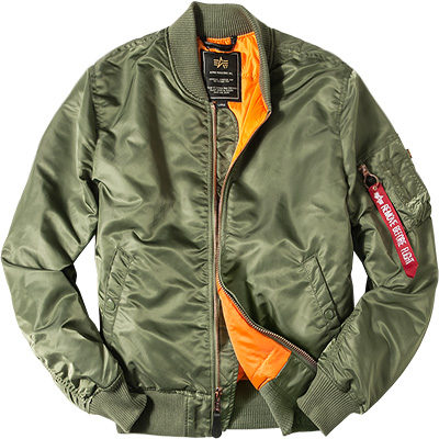 ALPHA INDUSTRIES Jacke MA- VF PM 168101/01