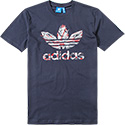 adidas ORIGINALS T-Shirt legend ink AZ1061