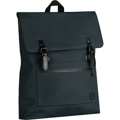 Fred Perry Matte PU Backpack L9215/608