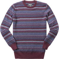 Barbour Easton Fairisle Crew