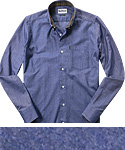 Barbour Hemd Oxford navy MSH3230NY31