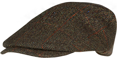 Barbour Gamefair Tweed Cap MHA0347GN71