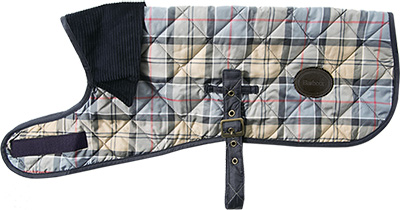 Barbour Tartan Dog Coat UAC0062TN31
