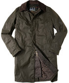 Barbour Babour Mantel Nairn Wax