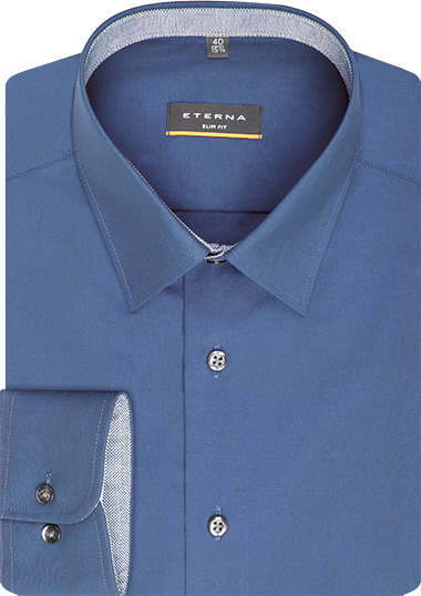 ETERNA slim fit 8500/F34B/18