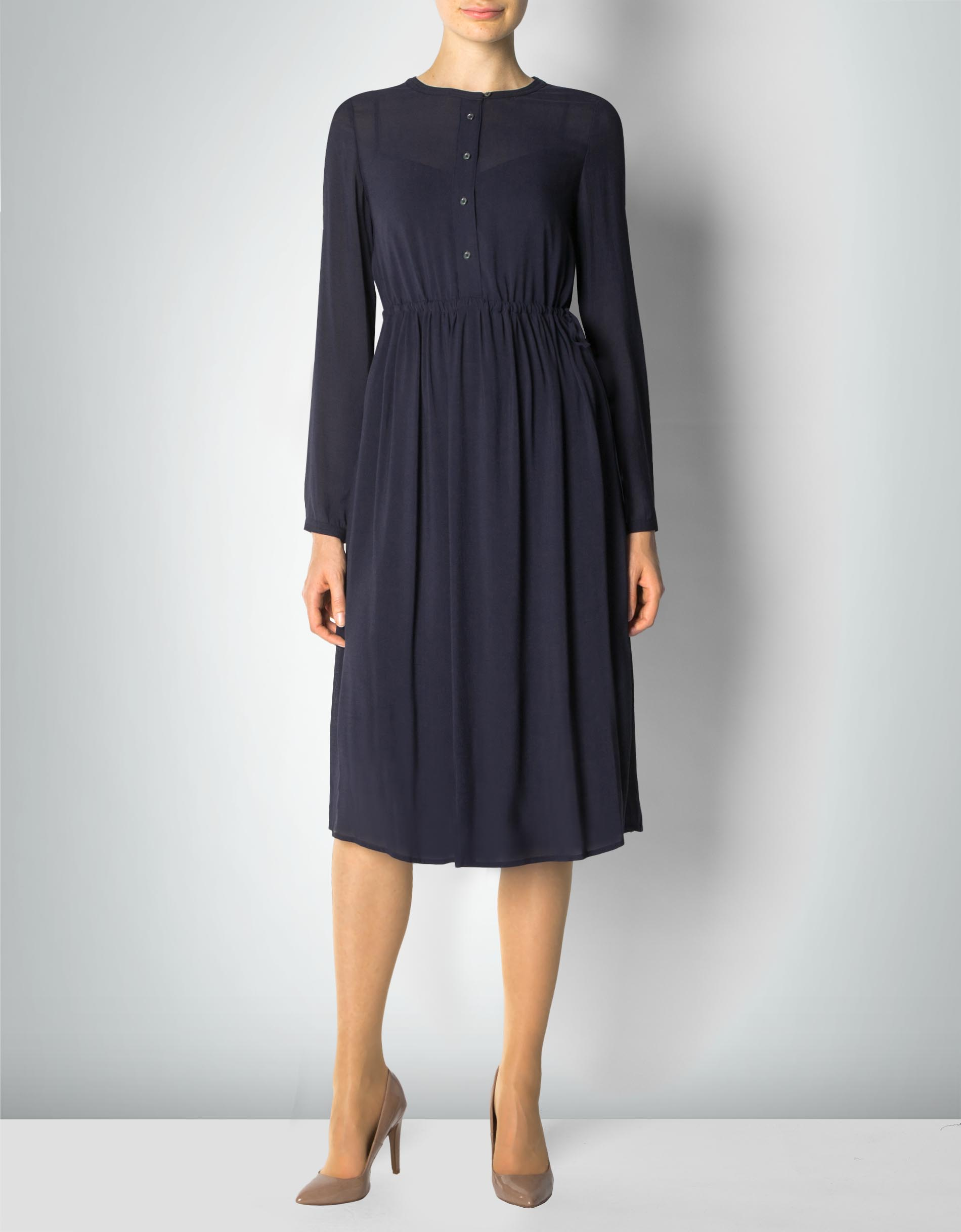 marc o 39 polo damen kleid mit knopfleiste empfohlen von deinen schwestern. Black Bedroom Furniture Sets. Home Design Ideas
