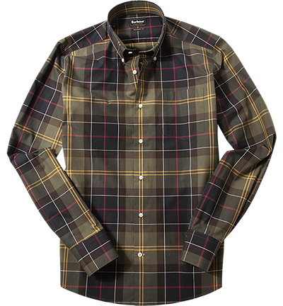Barbour Hemd Glen MSH3584TN11