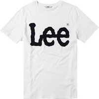Lee T-Shirt white L62AAI12
