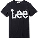 Lee T-Shirt black L64C/AI01