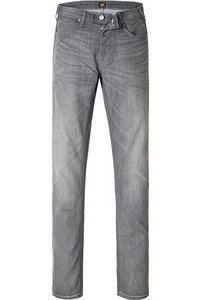 Lee Daren Regular Fit worn grayly