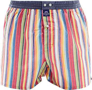 MC ALSON Boxer-Shorts 3412/multicolor