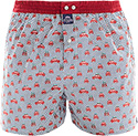 MC ALSON Boxer-Shorts 3478/rot