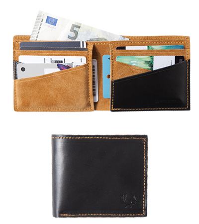 Fred Perry Billfold Wallet L9307/102 (Dia 1/1)