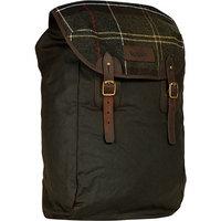 Barbour Tartan Backpack
