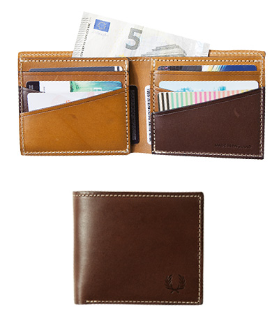 Fred Perry Billfold Wallet L8235/103