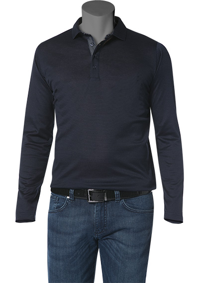 LAGERFELD Polo-Shirt 67207/502/60
