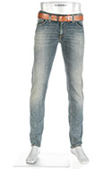 Alberto Slim Fit Vintage Denim 48371297/866