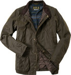 Barbour Babour Jacke Leeward Wax