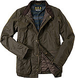 Barbour Jacke Leeward Wax