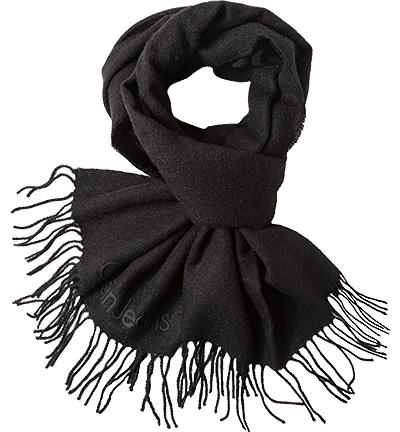 Calvin Klein Jeans Schal : Calvin Klein Jeans Schal  Herren in schwarz aus Wolle