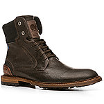 Floris van Bommel Schuhe dark brown