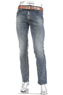 Alberto Regular Slim Fit Pipe T400® 48071297/866