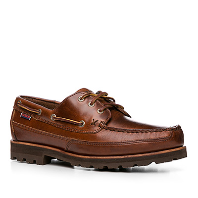 SEBAGO Vershire three eye brown oiled B710064
