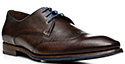 Floris van Bommel Schuhe dark brown 14029/02