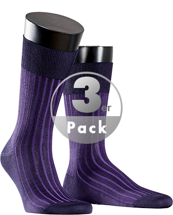 Falke Socken Shadow 3er Pack 14648/6725