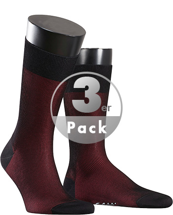 Falke Fine Shadow Socken 3er-Pack 13141/3012