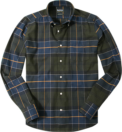 Barbour Hemd Lustleigh forest MSH3749GN91