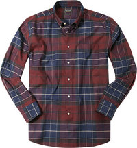 Barbour Hemd Lustleigh merlot