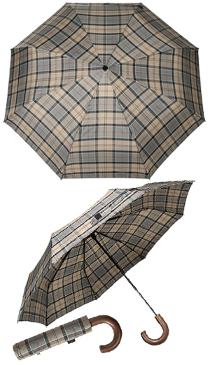 Barbour Telescopic Umbrella UAC0002TN31