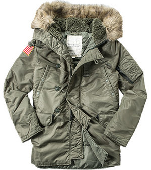 DENIM&SUPPLY Parka