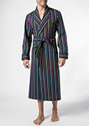 DEREK ROSE Dressing Gown 5500/REGI001ASH