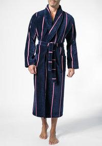 DEREK ROSE Velour Gown