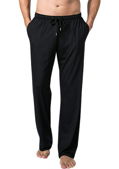 DEREK ROSE Lounge Trousers 3558/BASE001BLA